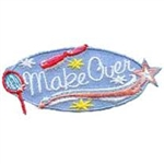 Make Over Sew-On Fun Patch