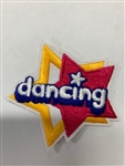 Dancing (Stars) Fun Patch