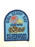 Silverwood Girl Scout Day Fun Patch