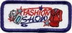 Fashion Show Sew-On Fun Patch