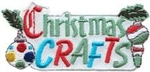 Christmas Crafts Fun Patch