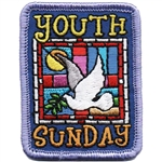 Youth Sunday Sew-On Fun Patch