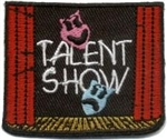 Talent Show Fun Patch