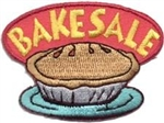 Bake Sale (Pie) Sew-On Fun Patch