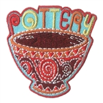 Pottery Pot Fun Patch