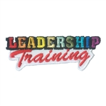 Leadership Training Fun Patch