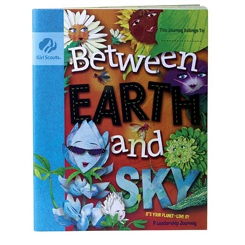 Daisy Journey Book- Between Earth & Sky
