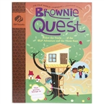 Brownie Journey Book- Brownie Quest