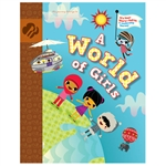Brownie Journey Book- A World of Girls