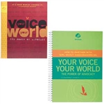 How To Guide - Ambassadors Your Voice Journey Book Set