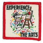 Experience the Arts Fun Patch