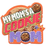 Cookie Mom Fun Patch