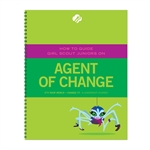 How To Guide - Juniors Agent of Change Journey Book