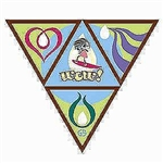 Brownie WOW Journey Award Patch Set