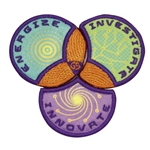 Junior Get Moving Journey Award Patch Set