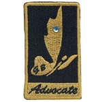 Ambassador Advocate Journey Award Patch Set