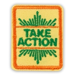 Senior Take Action Award