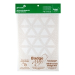 Badge Magic- Brownie Badge Kit with Triangles