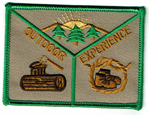 Outdoor Experience Patch - Council Patch Program