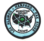 Manhattan Project - Council's Own Patch