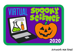 Virtual Spooky Science 2020 Patch