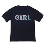G.I.R.L. Tee Shirt - Youth Sizes - Youth L