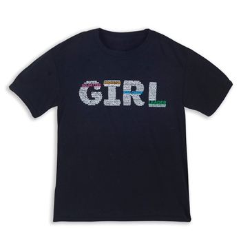 G.I.R.L. Tee Shirt - Youth Sizes