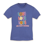 LOVE Girl Scout Cookies T Shirt - Kids' Sizes