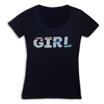 G.I.R.L. Tee Shirt - Adult Sizes - Adult L