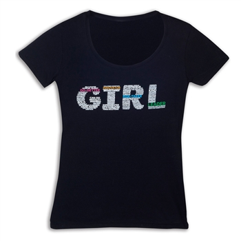 G.I.R.L. Tee Shirt - Adult Sizes