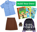My Girl Scout Kit - Returning Brownie Bundle