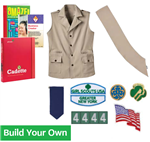 My Girl Scout Kit - Cadette