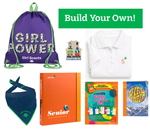 My Girl Scout Kit - Returning Senior Bundle
