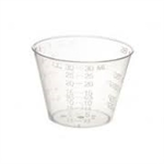 1oz Measuring Cup 15pk