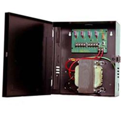 4-Channel AC Power Supply, 12.5 Amp
