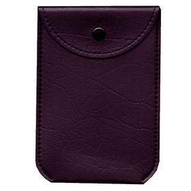 Deluxe Leatherette Pouch
