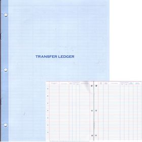 Stock and Transfer Ledger