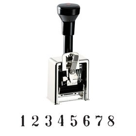 8 Wheel Auto Numbering Stamp Model 18-8