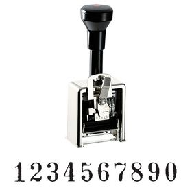 10 Digit Numbering Machine Stamp Model 324