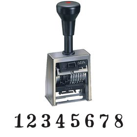 Economy Manual Numbering Machine Model B600-8