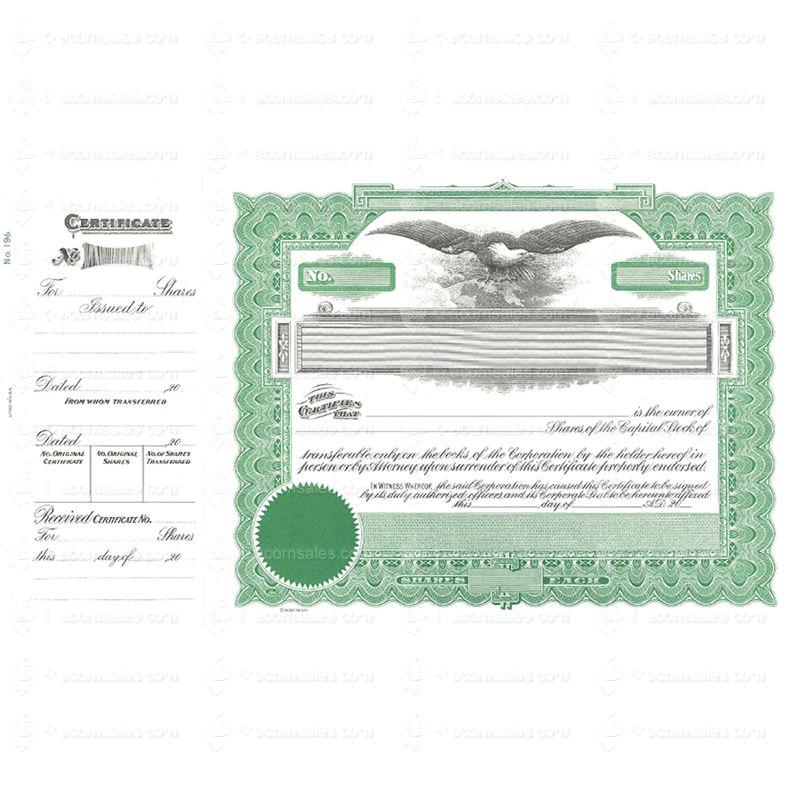Capital stock certificates goes 196 stock certificate goes 196 capital stock certificate yadclub Images