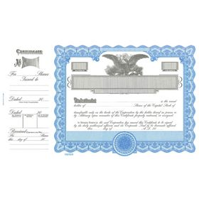 Goes 6388 Corporation Stock Certificate