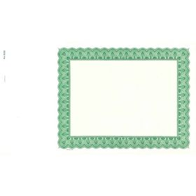Printable Blank Stock Certificate - Goes 4522