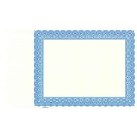 Goes 4520 Blank Printable Certificate