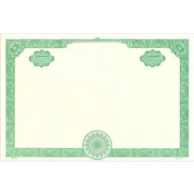 Goes 860 Stock Certificate