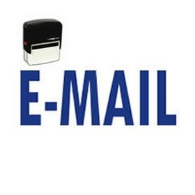 Self-Inking E-Mail Stamp