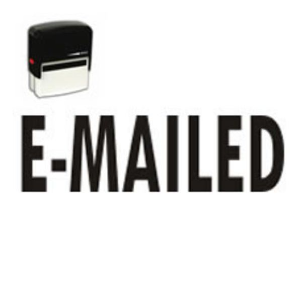 Self Inking E Mailed Stamp