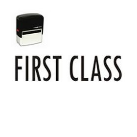 Self-Inking First Class Stamp