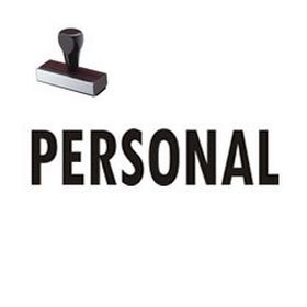 Personal Rubber Stamp