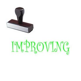 Improving Rubber Stamp
